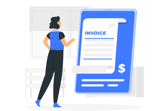 manage invoices and payments with promotional products software