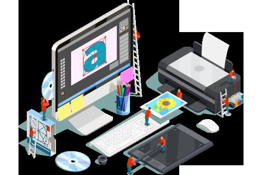 web to print module