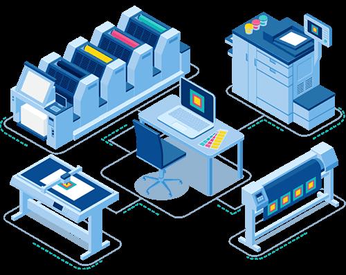 Enterprise Print Management Solution