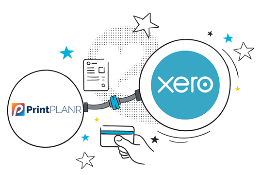 Print MIS Integration with XERO