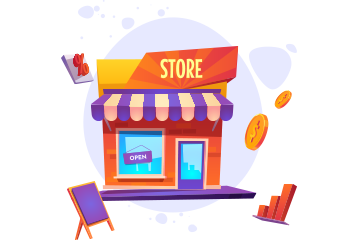 Print ordering services for Print Store