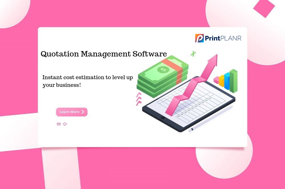 best print quote management software