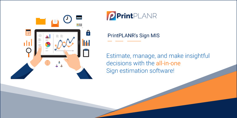 Sign MIS System for Signage Industry